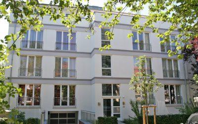 Modernes Mehrfamilienhaus in Schwachhausen