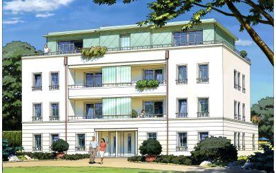 Exklusive Immobilie: Mehrfamilienhaus in Schwachhausen / Parkallee