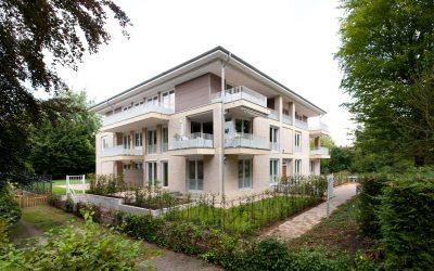 Hochwertige, großzügige Wohnungen in Oberneuland